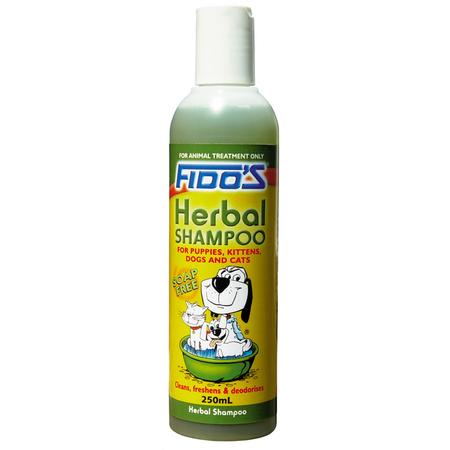 Fido's Herbal Shampoo - 250ml