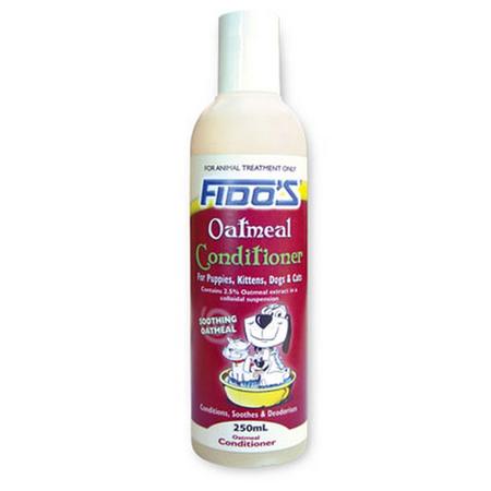 Fido's Oatmeal Conditioner - 250ml