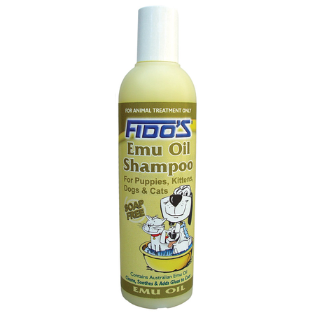 Fido's - Emu Oil - Dog Shampoo