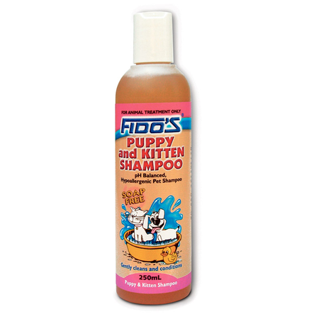 Fido's - Puppy and Kitten - Shampoo
