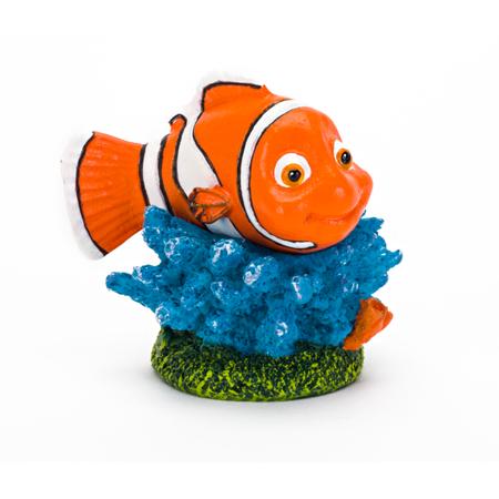 Finding Dory Tank Ornament - Nemo on Coral Mini