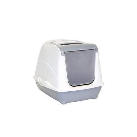 Flip Cat Toilet 50cm - Speckled Grey