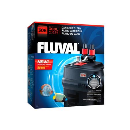 Fluval Aquarium Cannister Filter  306 (Aquariums up to 300L)