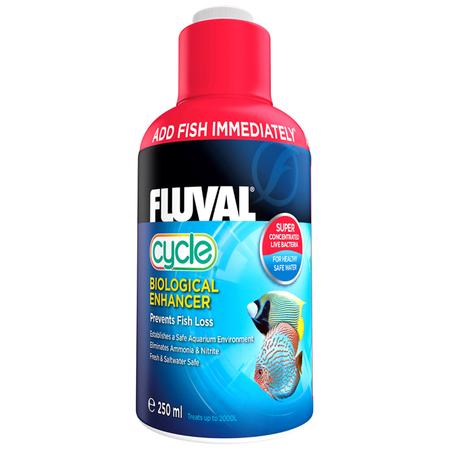 Fluval Biological Enhancer Live Bacteria for Aquariums  250ml
