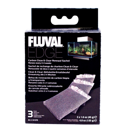 Fluval Edge Replacement Carbon (3 pack)