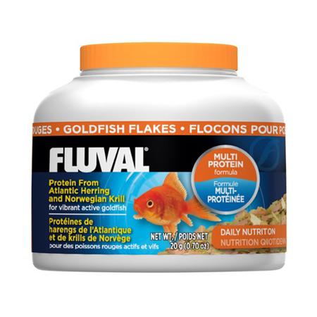 Fluval Goldfish Flakes Fish Food  18gm
