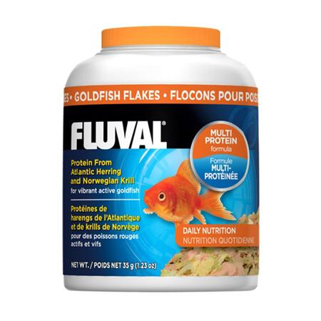 Fluval Goldfish Flakes Fish Food  32gm