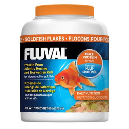 Fluval Goldfish Flakes Fish Food  54gm