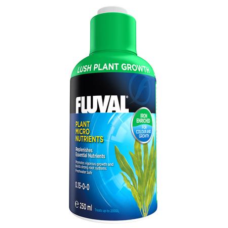 Fluval Plant Micro Nutrients Aquarium Plant Supplement  250ml