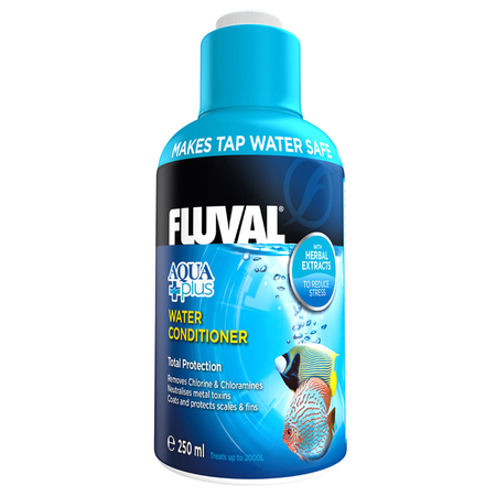 Fluval Total Protection Aquarium Water Conditioner  250ml