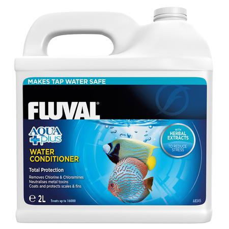 Fluval Total Protection Aquarium Water Conditioner  2L