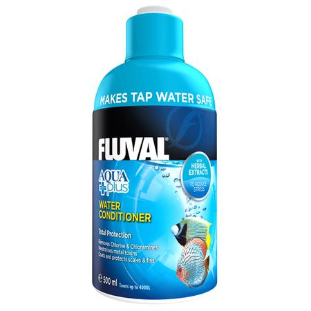 Fluval Total Protection Aquarium Water Conditioner  500ml