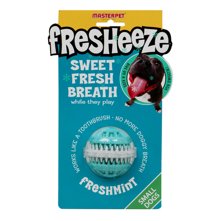 Fresheeze - Rotating Dental Ball - Dog Toy