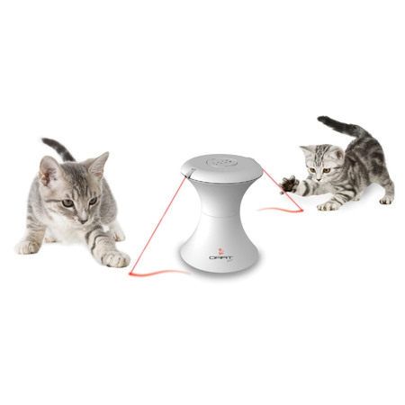 FroliCat DART DUO Interactive Laser Light Cat Toy