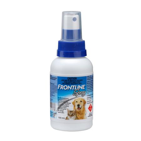 Frontline Spray Flea Control  100ml