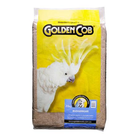 Golden Cob Budgie Mix - 20kg