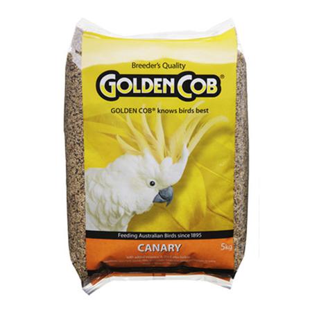 Golden Cob Canary Mix Bird Seed  5kg