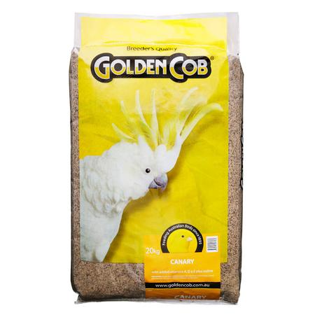 Golden Cob Canary Mix - 20kg