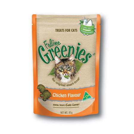 Greenies Feline Chicken - 85gm