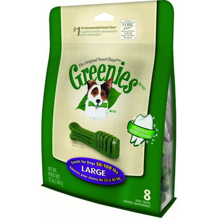 Greenies Treat-Pak - Large 340gm