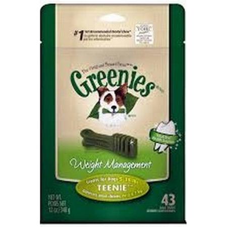 Greenies Treat-Pak - Teenie 340gm