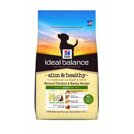 Hills Ideal Balance Adult Slim & Healthy - Dry Dog Food - 4.99kg