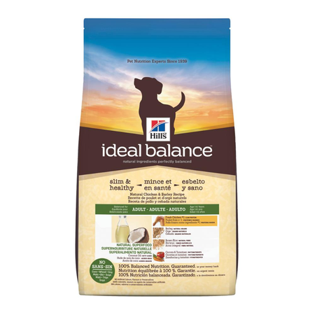 Hill's Ideal Balance Canine Adult Slim & Healthy 1.59kg