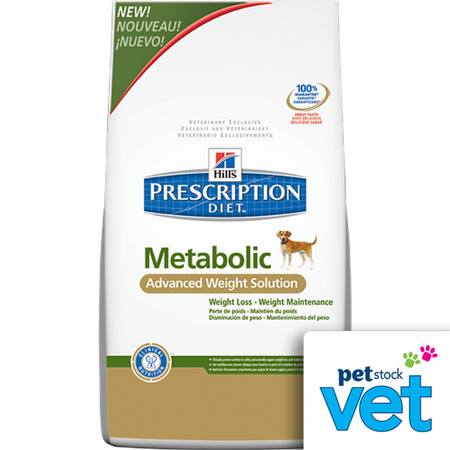 Hill's Prescription Diet Canine Metabolic  7.97kg