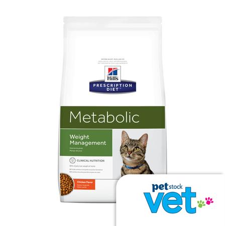 Hill's Prescription Diet Feline Metabolic Weight Management - 3.85kg