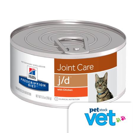 Hill's Prescription Diet j/d Joint Care - 156g