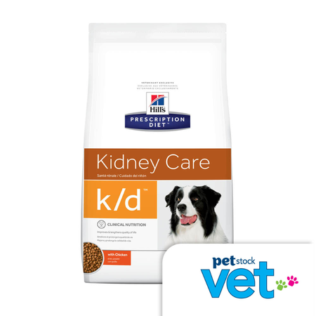 Hill's Prescription Diet k/d Canine Kidney care - 7.98kg