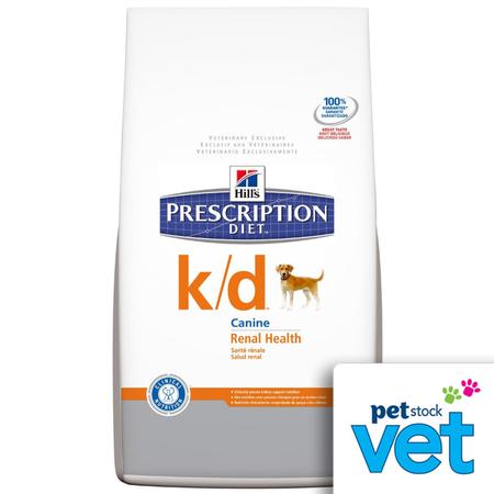 Hill's Prescription Diet k/d Canine Kidney Care - 3.85kg