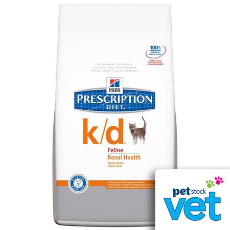 Hill's Prescription Diet k/d Feline Kidney care - 1.8kg