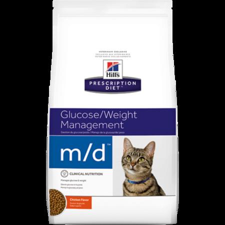 Hill's Prescription Diet m/d Feline Weight Control - 1.8kg