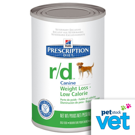 Hill's Prescription Diet r/d Canine Weight Reduction - 350g