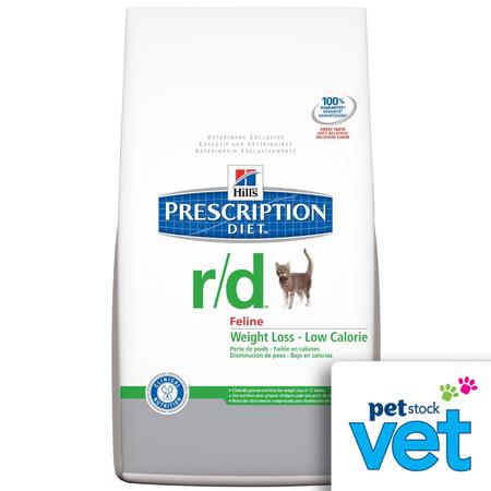Hill's Prescription Diet r/d Feline Weight Reduction - 3.85kg