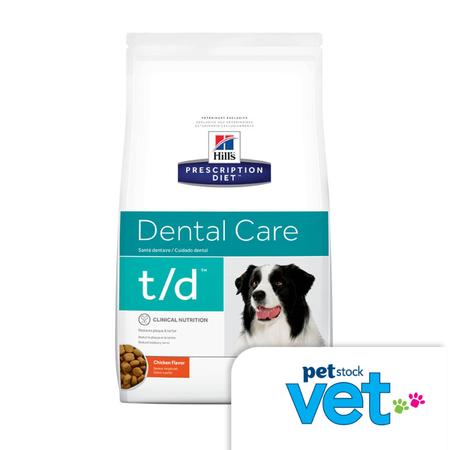 Hill's Prescription Diet t/d Canine Dental Care - 5.5kg