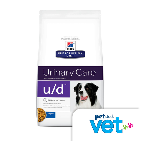 Hill's Prescription Diet u/d Canine Urinary Care - 12.5kg