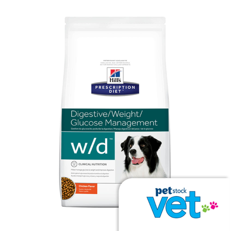 Hill's Prescription Diet w/d Canine weight control 12.5kg