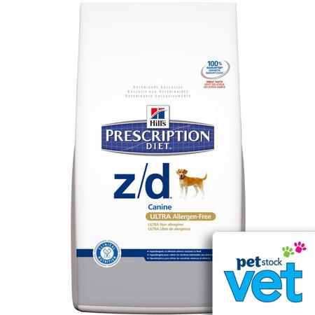 Hill's Prescription Diet z/d Canine Skin/Food Sensitivities - 7.98kg