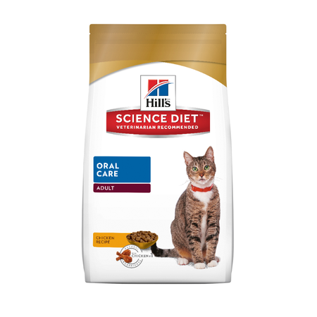 Hills Science Diet Feline Adult Oral 4kg