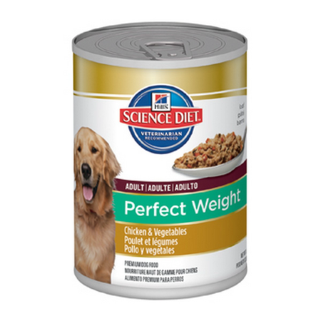 Hill's Science Diet Canine Adult Perfect Weight - 363g