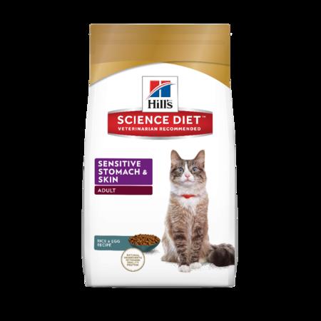 Hill's Science Diet Feline Sensitive Stomach - 3.17