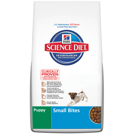 Hill's Science Diet Puppy Small Bites Dry Puppy Food  7.5kg