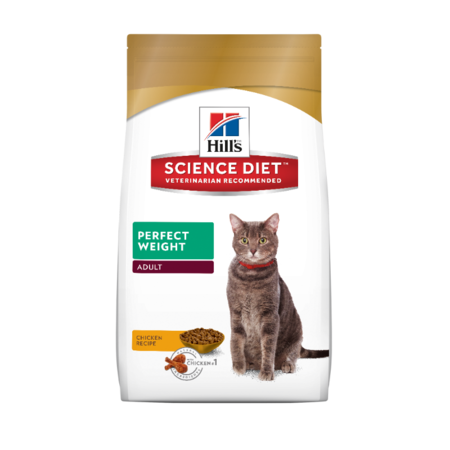Hill's Science Diet - Adult Perfect Weight - Dry Cat Food