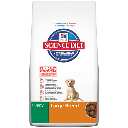 Hill's Science Diet - Puppy Large Breed - Dry Puppy Food