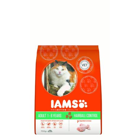 Iams Cat Proactive Health Adult Hairball Care - 700g