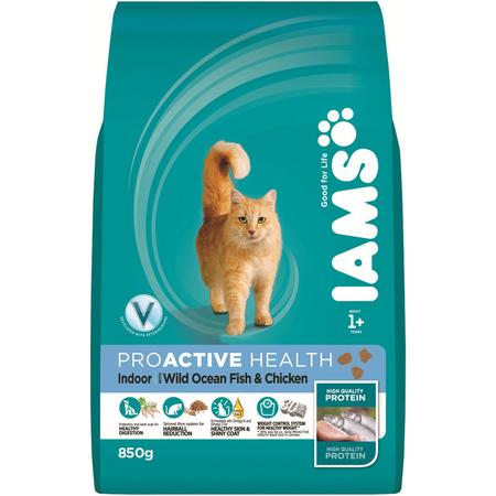 Iams Proactive Health - Adult Indoor Formula - Dry Cat Food