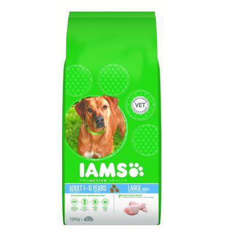 Iams Proactive Health - Adult Large Breed - Dry Dog Food