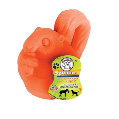 Jolly 4.5 inch Critter Squirrel